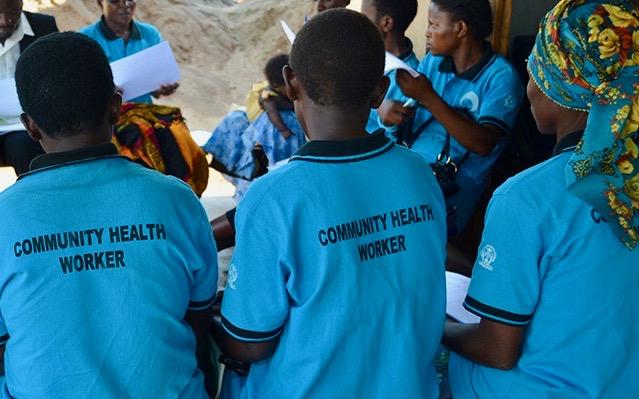 Training for community linkage facilitators