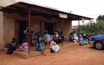 Uganda: first field day
