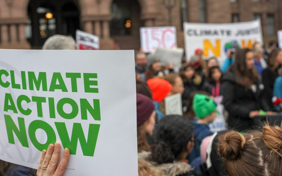 Why health care can only be achieved through climate action