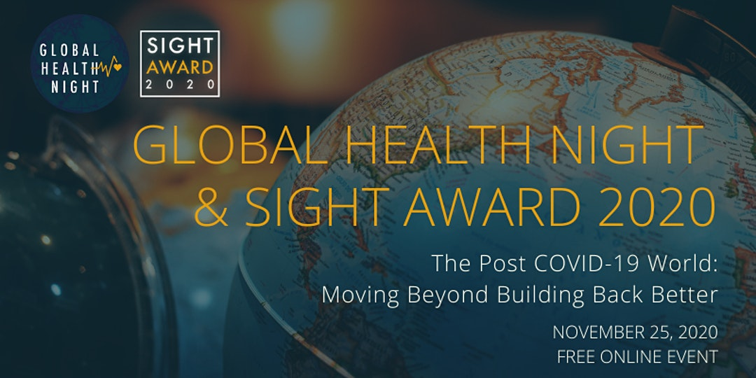 The Post COVID-19 World: Moving Beyond Building Back Better